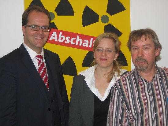 Ludwig Spirkl besucht auf Einladung der Bayern SPD den Landtag.
